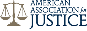 1-800 Injury Lawyer Jeffrey H. Penneys Esq. PA - American Association for Justice Logo