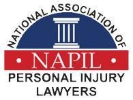 1-800 Injury Lawyer Jeffrey H. Penneys Esq. PA - NAPIL Logo